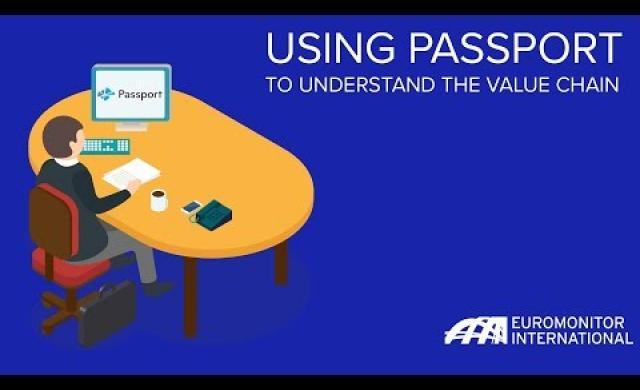 Using Passport to Understand the Value Chain